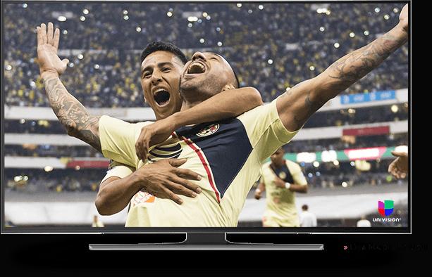 Ver Fútbol con Liga MX per Univision - Frankfort, IN - J & J Satellite - Distribuidor autorizado de DISH