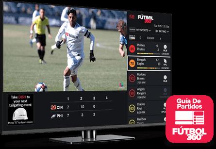 Guía de partidos - Fútbol 360 - Frankfort, IN - J & J Satellite - Distribuidor autorizado de DISH